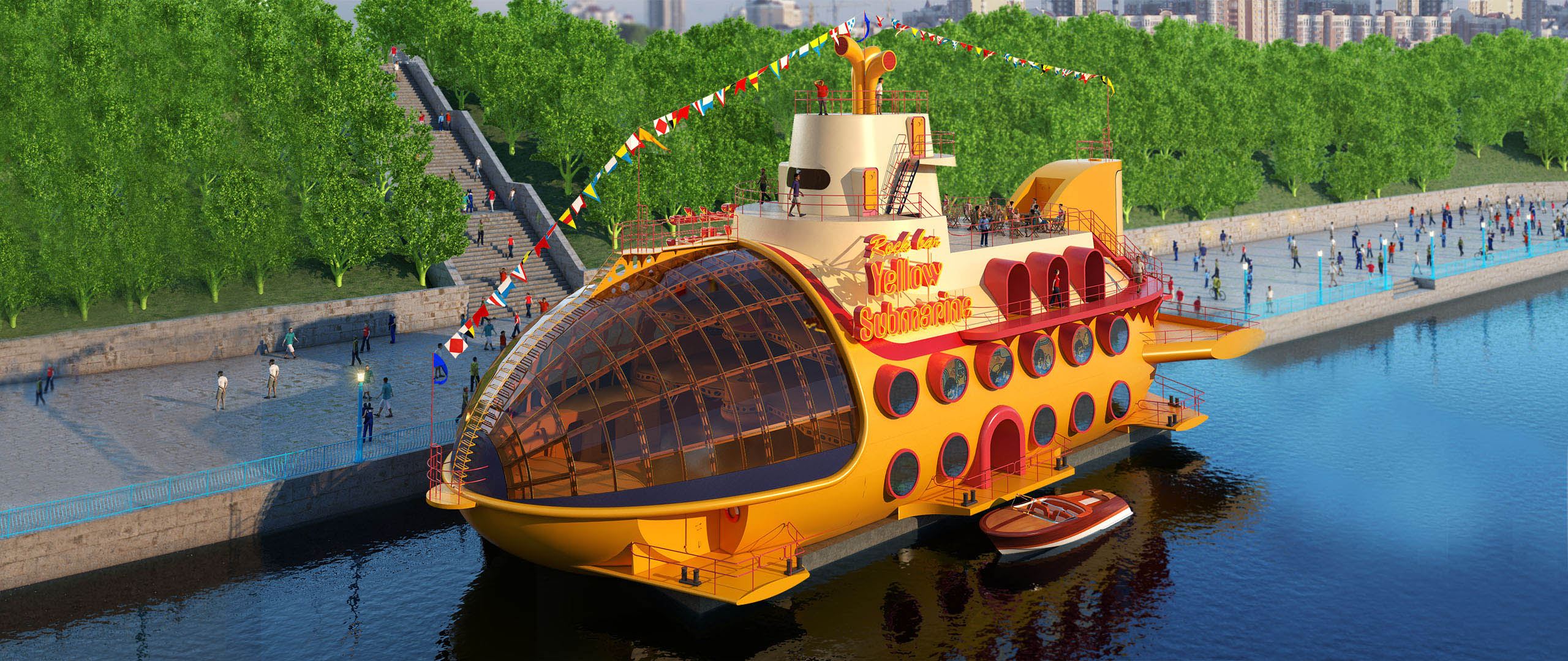 Project Yellow Submarine